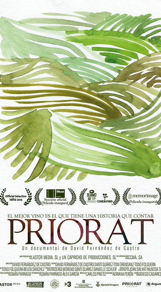 Priorat | Poster Documental