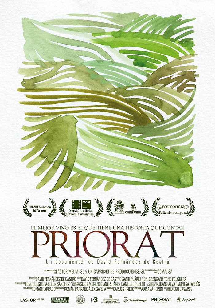 Priorat | Poster Documental