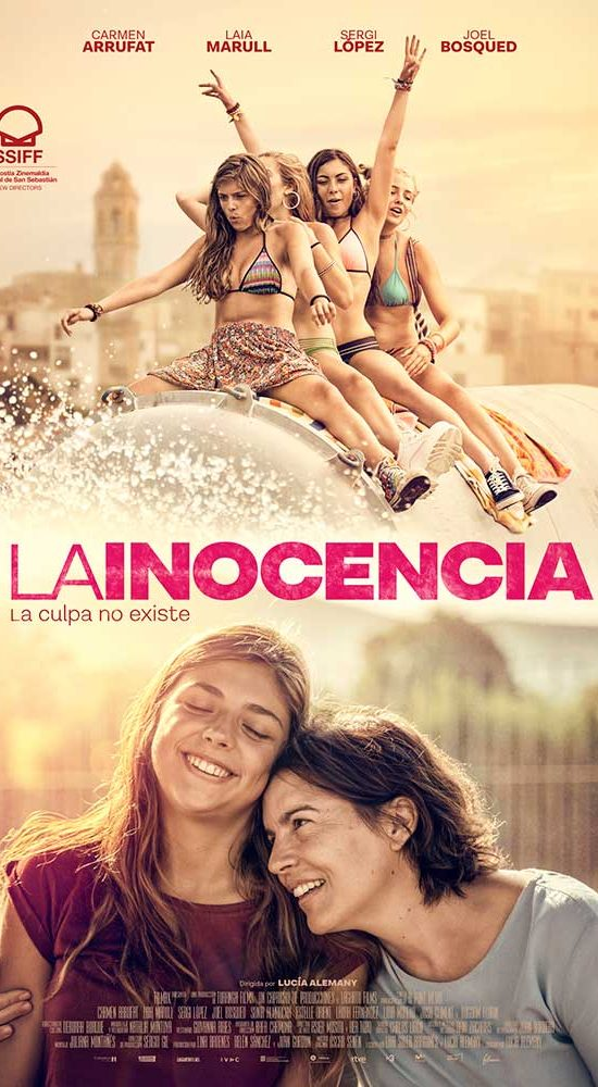 La Inocencia | Poster largometraje